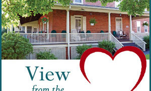 View From The Porch – Our Quarterly Newsletter – Summer, 2020